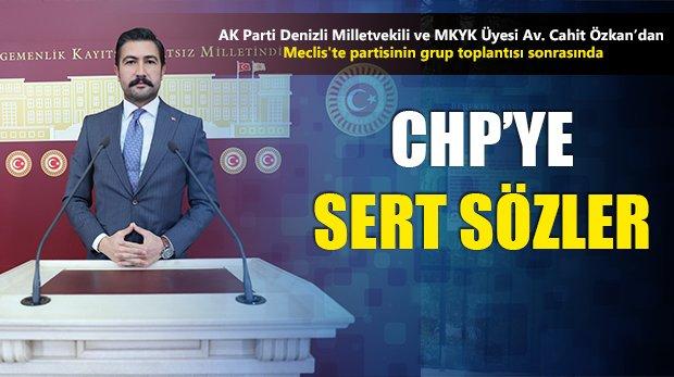 Özkan,Parti Grup Toplantısının Ardından Konuştu