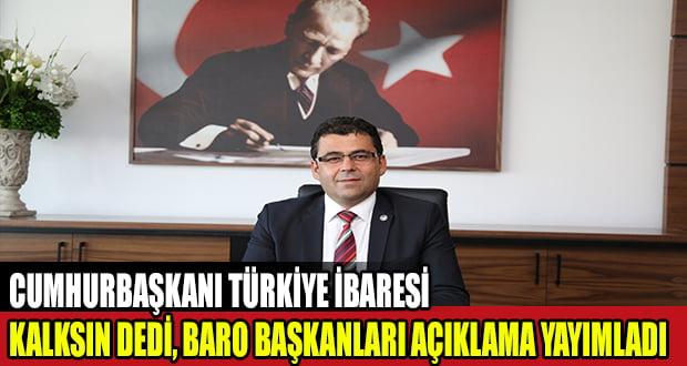 Erdoğan'ın Çağrısına Yanıt Geldi