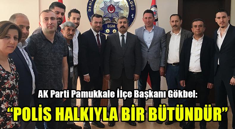 """""""Polis Halkıyla Bir Bütündür"""""""