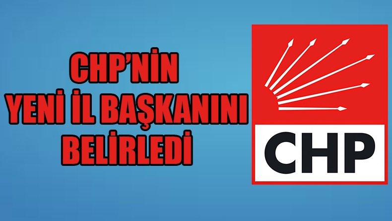 CHP'nin Yeni İl Başkanı O İsim Oldu