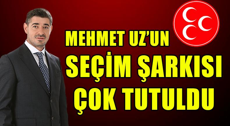 Mehmet Uz İçin Yapılan Seçim Şarkısı Çok Tutuldu