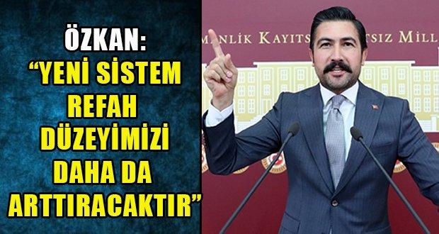 Özkan'dan Seçim Sonrası Ekonomi Değerlendirmesi
