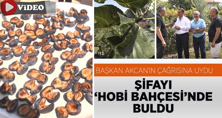Başkan Akcan'ın Çağrısı Halil Oğuz'u Sağlığına Kavuşturdu