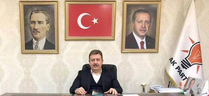 AK Parti İl Başkanı Necip Filiz'den 23 Nisan mesajı
