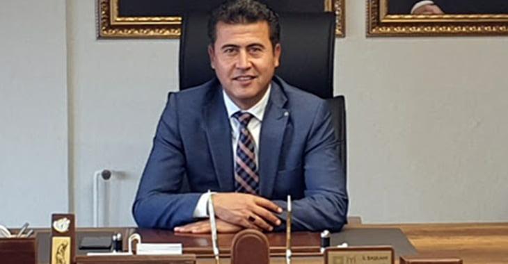 İYİ Parti Denizli İl Başkanı Hasan Akgün'ün Miraç kandili mesajı