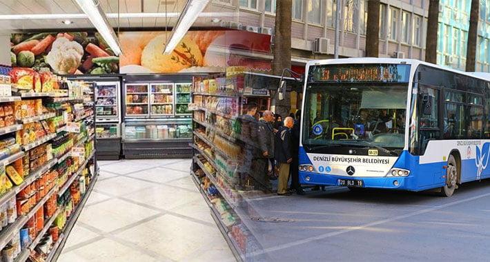 İçişleri Bakanlığı'ndan market ve yolcu taşıma düzenlemesi
