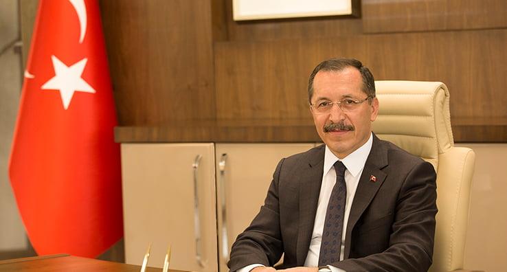 Rektör Prof. Dr. Bağ'dan 1 Mayıs Emek ve Dayanışma Günü Mesajı
