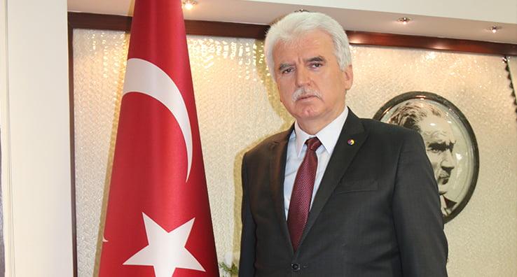 Başkan Tefenlili'den Cumhuriyet Bayramı Mesajı