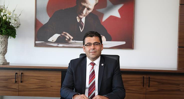 Denizli Baro Başkanı Müjdat İlhan'dan 23 Nisan mesajı