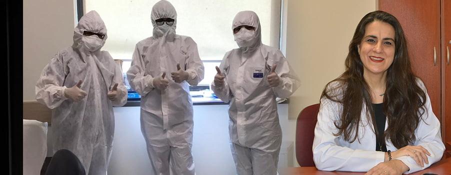 PAÜ'de Koronavirüs tedavisinde İmmun Plazma Tedavisi başarı ile uygulanıyor