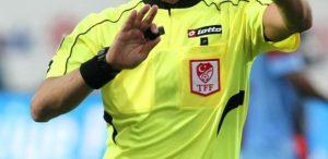 Ankaragücü-Denizlispor maçının hakemi belli oldu