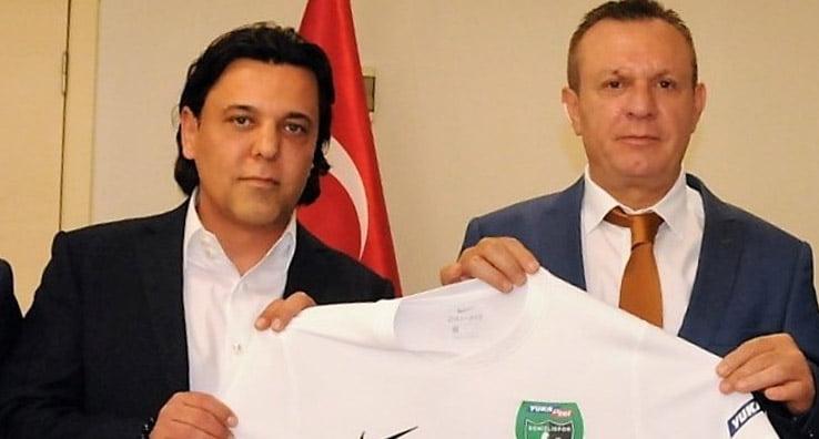 Yukatel, Çetin yönetimi oldukça Denizlispor'a destek verecek