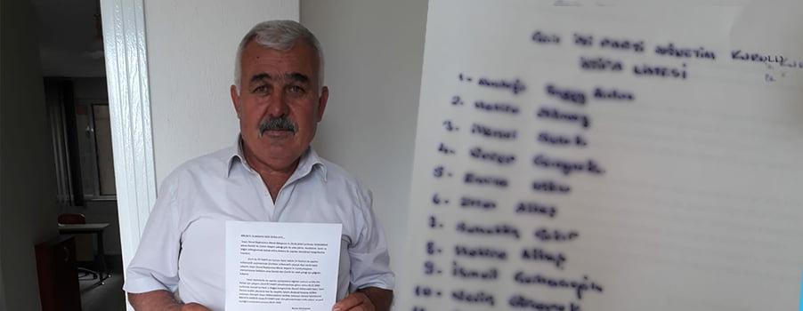 İYİ Parti Denizli'de istifa depremi..  11 üye daha istifa kararı aldı!