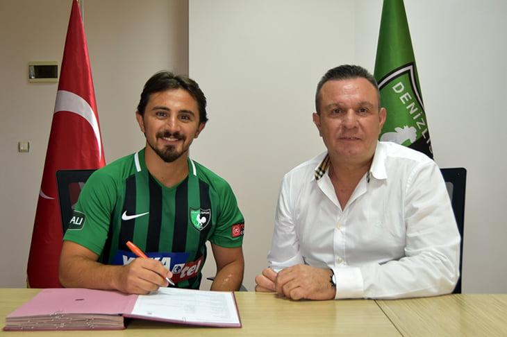 Denizlispor Recep Niyaz'ın sözleşmesini uzattı