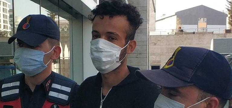 HTŞ'den Denizli'de yakalanan 1 yabancı uyruklu daha tutuklandı