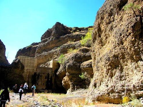 Bozkurt - Karakısık Kanyonu