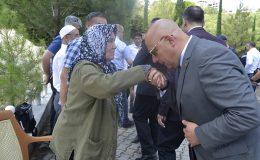 Başkan Şevik'ten Anneler Günü Mesajı