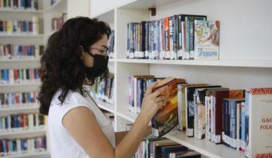 Denizli'de 26 halk kütüphanesindeki kitap sayısı açıklandı