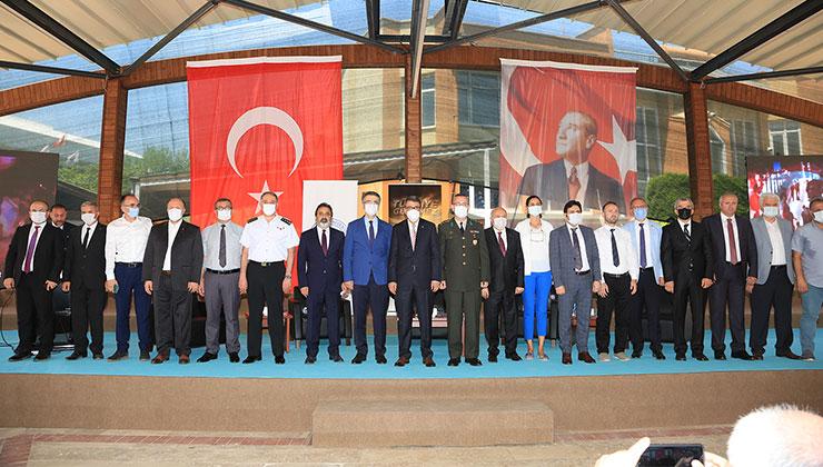 """PAÜ'de """"15 Temmuz Türkiye Geçilmez"""" Adlı Program Gerçekleştirildi"""