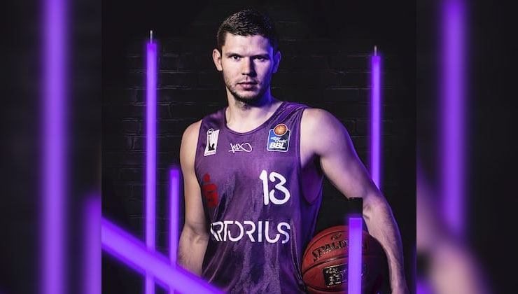 Rihard Lomazs Yukatel Merkezefendi Basket'te