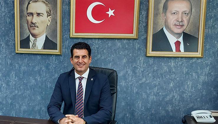 AK Parti İl Başkanı Güngör'den 30 Ağustos Zafer Bayramı mesajı
