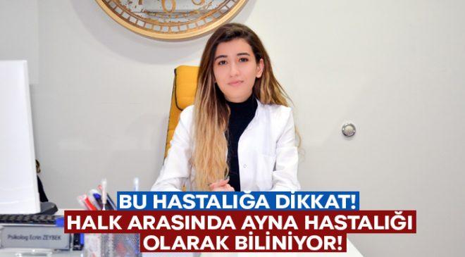 """Uzman Klinik Psikolog Ecrin Zeybek: """"Dismorfofobi tedavi edilebilen bir hastalıktır"""""""