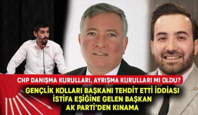 Tugay Odabaşıoğlu'nun, Başkan Kepenek'i tehdit ettiği iddiası gündeme oturdu