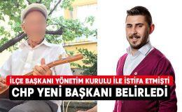 CHP Buldan'daki istifaların ardından yeni başkan belli oldu