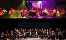 İzmir Devlet Türk Dünyası Dans ve Müzik Topluluğu Denizlililer için sahne alacak
